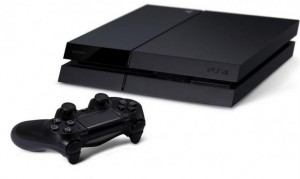 Playstation 4 in tutto il suo, si spera, splendore